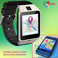 SmartWatch Aplus GV18 Silver (iOS/Android) GPS