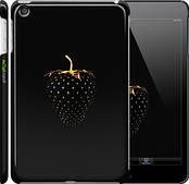 """Чехол на iPad mini 2 (Retina) Черная клубника """"3585c-28"""""""
