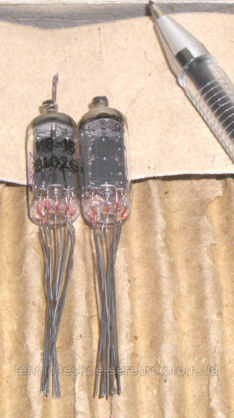 Куплю индикаторные лампы ИВ-16 дорого