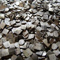 Принимаем лом техническое серебро НЕ магнитное проба