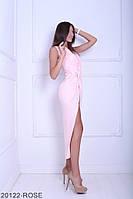 Женское платье Подіум Fetty 20122-ROSE XS Розовый