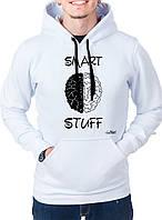 Smart Stuff - Толстовка Мужская с длинным рукавом (худи) с Дизайном