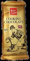Шоколад кондитерский Fin Carre Cooking Chocolate 200г (Германия)