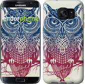 "Чехол на Samsung Galaxy S7 Edge G935F Сова 2 ""2726c-257"""