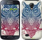 "Чехол на Samsung Galaxy S4 mini Duos GT i9192 Сова 2 ""2726c-63"""