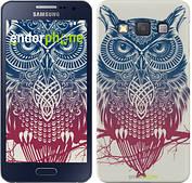 "Чехол на Samsung Galaxy A3 A300H Сова 2 ""2726c-72"""