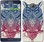 "Чехол на Samsung Galaxy A7 A700H Сова 2 ""2726u-117"""