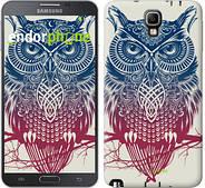 "Чехол на Samsung Galaxy Note 3 Neo N7505 Сова 2 ""2726u-136"""
