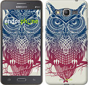 "Чехол на Samsung Galaxy Grand Prime VE G531H Сова 2 ""2726c-212"""