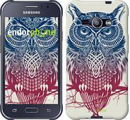"Чехол на Samsung Galaxy J1 Ace J110H Сова 2 ""2726c-215"""