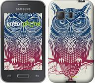 "Чехол на Samsung Galaxy Young 2 G130h Сова 2 ""2726u-206"""