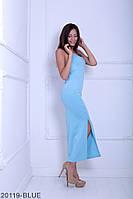 Женское платье Подіум Pamela 20119-BLUE XS Голубой