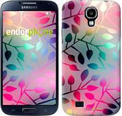 """Чехол на Samsung Galaxy S4 i9500 Листья """"2235c-13"""""""