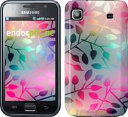 """Чехол на Samsung Galaxy S i9000 Листья """"2235c-77"""""""