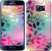 """Чехол на Samsung Galaxy Note 5 N920C Листья """"2235u-127"""""""