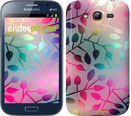 "Чехол на Samsung Galaxy Grand I9082 Листья ""2235c-66"""