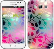 "Чехол на Samsung Galaxy Win i8552 Листья ""2235c-51"""