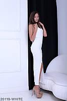 Женское платье Подіум Pamela 20119-WHITE XS Белый