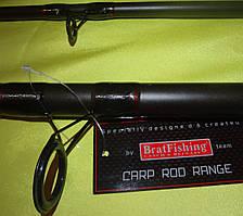 Карповое удилище BratFishing Baloo Carp 3lb 3,3м