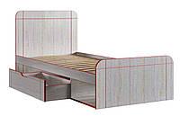 Кровать детская Рио