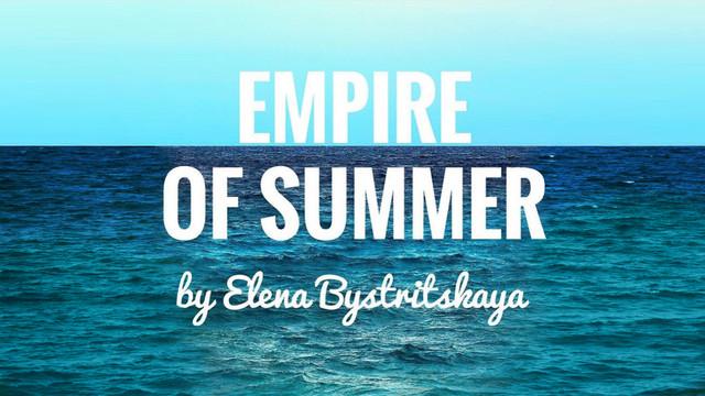 Самые красивые купальники от Empire Of Summer
