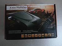 Спутниковый HD ресивер Jeferson x-mini holiday +G-шара 6 месяцев