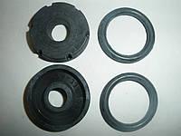 Заводской ремкомплект главного цилиндра тормозов УАЗ 469, 3151, 2206 (двух контурный)