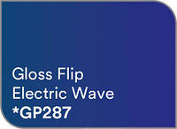 Глянцевая пленка хамелеон электрическая волна 3M 1080 Gloss Flip Electric Wave