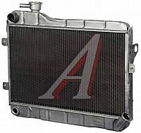 Радиатор вод. охлаждения ВАЗ 2103 (медь) (пр-во г.Оренбург)