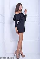 Женское платье Подіум Felisity 20037-BLACK XS Черный
