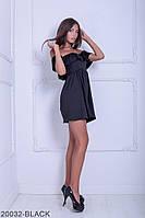 Женское платье Подіум Lexi 20032-BLACK XS Черный