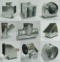 Производство элементов для вентиляционных систем