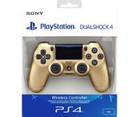 Sony Геймпад DualShock 4 V2 для PS4 Gold