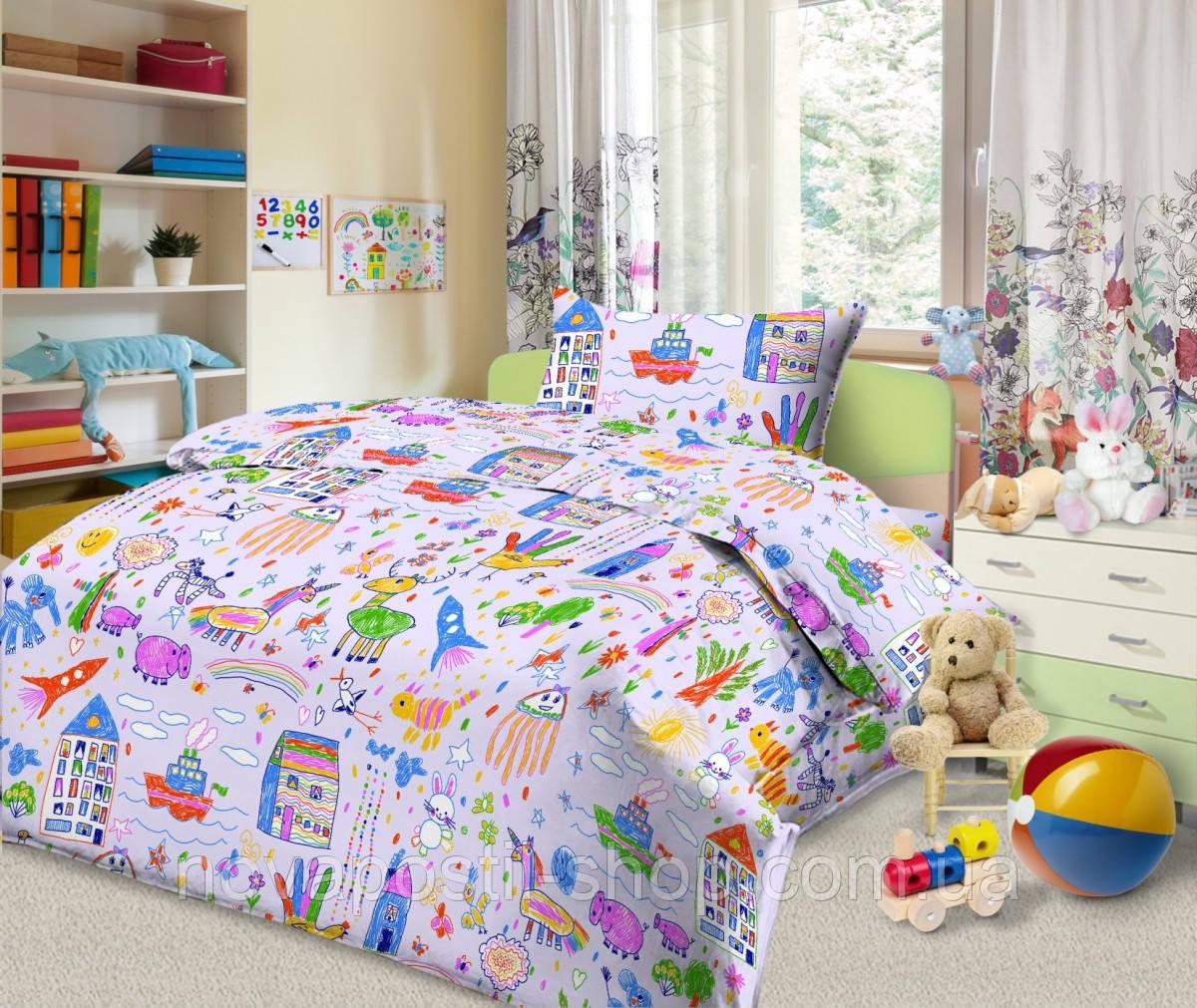 Комплект постельного белья Каляка-Маляка (подростковый)