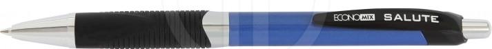 """Ручка автоматическая """"Economix"""" синяя """"Salute"""" E10173"""