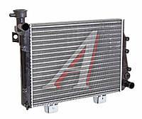 Радиатор вод. охлаждения ВАЗ 2107 (алюм.) (пр-во ОАТ ДААЗ Россия)