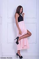 Женское платье Подіум Galantis 19996-ROSE XS Розовый