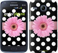 "Чехол на Samsung Galaxy Core i8262 Горошек 2 ""2147c-88"""