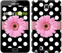 "Чехол на Samsung Galaxy Note i9220 Горошек 2 ""2147u-316"""