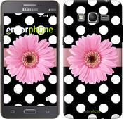 "Чехол на Samsung Galaxy Grand Prime G530H Горошек 2 ""2147c-74"""