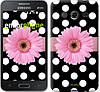 "Чехол на Samsung Galaxy Ace 4 Lite G313h Горошек 2 ""2147u-208"""