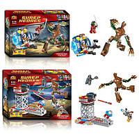 Конструктор CB toys серия Super Heores 31026-7 Стражи Галактики (аналог Lego Super Heroes 76020)