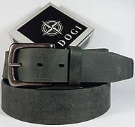 Кожаный ремень винтажным эффектом потертости Tony Perotti (cinture i dogi) Италия
