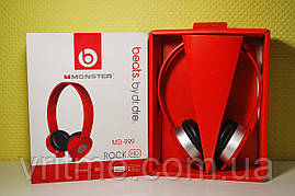Наушники Monster beats by Dr.Dre MD-999