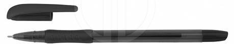 """Ручка шариковая """"Optima"""" масляная синяя, черная 15630, фото 2"""