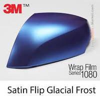 Сатиновый хамелеон 3M 1080 Satin Flip Glacial Frost , фото 1