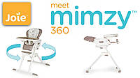 Детский стульчик для кормления Joie Mimzy 360