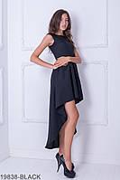 Женское платье Подіум Ferreira 19838-BLACK XS Черный