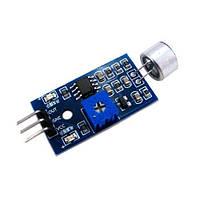 Датчик звука, сенсор акустический, модуль Arduino