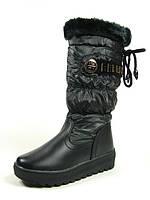 Зимние сапоги для девочки р.32-37 ТМ Jong&Golf, код J&G C-9187-0